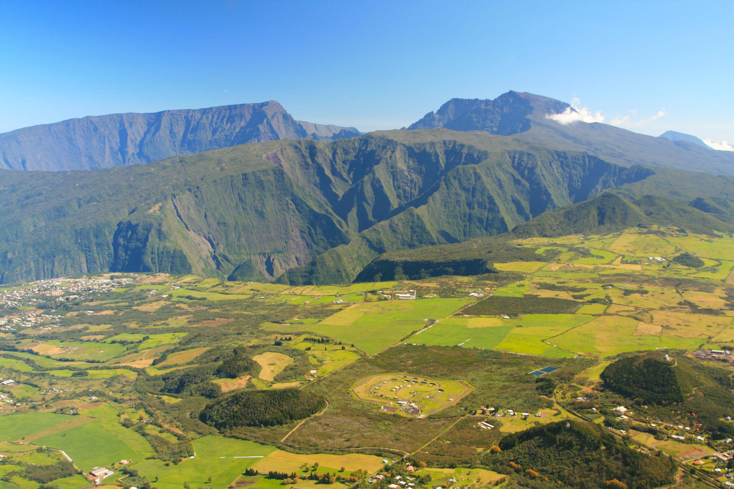 Reunion Insel