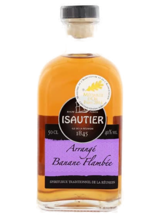 Rum-Banane-Isautier