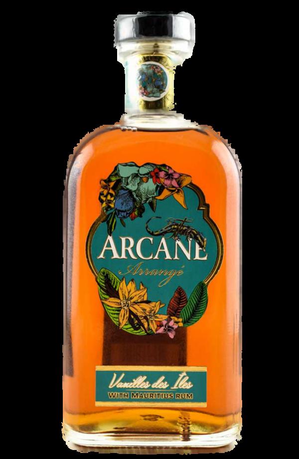 Rum Arcane Arrangé Vanilles des Iles