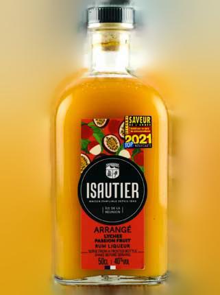 Rum-Isautier-Lychee