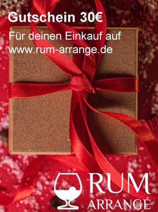 Rum-Geschenk-Gutschein